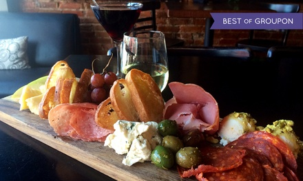 Cocktails and Sharable Plates for Two, Four, or Six at The Drop Bistro (Up to 47% Off)