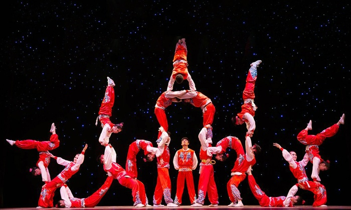 Cirque Ziva - Paramount Arts Center: Cirque Ziva at Paramount Arts Center on Friday, February 27, at 7:30 p.m. (Up to 42% Off)