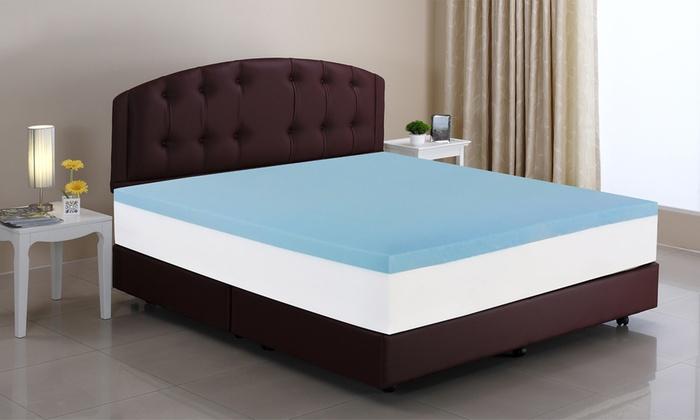 Materasso Memory Foam Baldiflex.Materasso Baldiflex Con Cuscini Groupon Goods