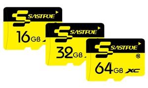 Carte mémoire micro-SD SASTFUE