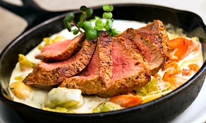 San Chez a Tapas Bistro: $40 for Two Groupons, Each Good for $25 Worth of European Food at San Chez a Tapas Bistro($50 Value)