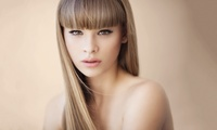 Damenfriseur-Paket für alle Haarlängen, opt. mit Permanent Colour bis Kinnlänge, bei Wings Beauty (bis zu 60% sparen*)