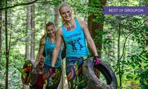 Runmageddon: Bieg Runmageddon 2017: groupon 69 zł wart 100 zł na debiut w wybranym biegu – 7 lokalizacji