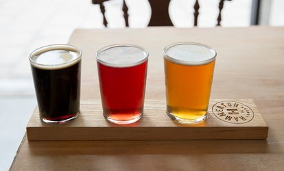 image for Craft Beer Tasting for One or Two at House of Hammerton
