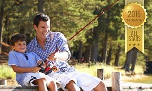 פארק הדייג דג וגן: חווית דיג לכל המשפחה בבריכת דגים, כולל מקום למנגלים: כניסה ליחיד ב-17 ₪ או כניסה זוגית ב-33 ₪ בלבד, פארק דג וגן בצומת בית עובד
