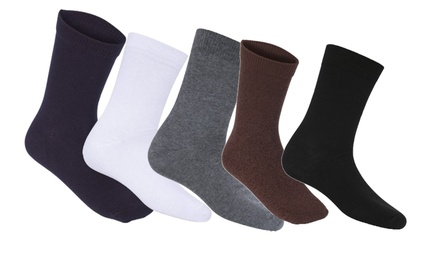 Six Pairs of CottonRich Children's Ankle Socks