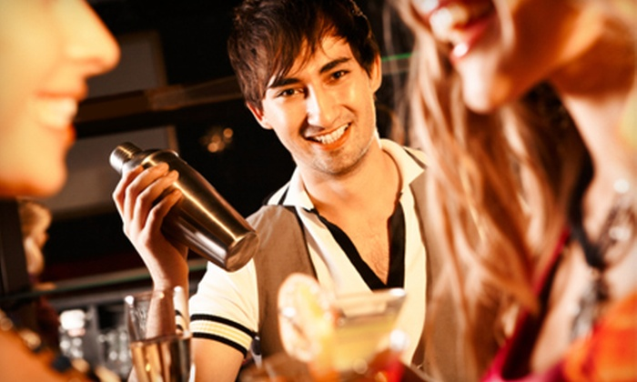 National Bartender School - Multiple Locations: $209 for a Hands-On Bartending Course with Certification at National Bartender School ($495 Value)