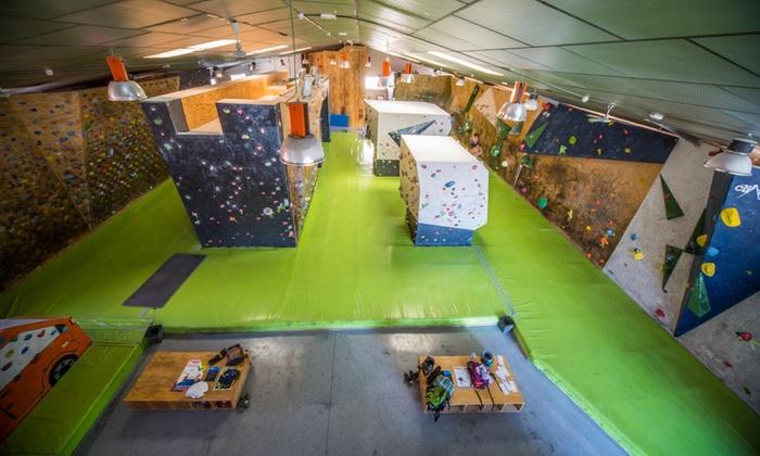 The Climb - The Climb: Primer contacto con la escalada para 1 o 2 personas desde 19,90 € en The Climb