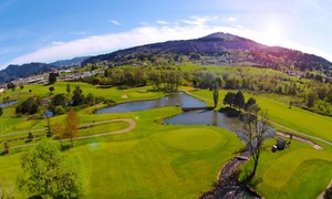 Oak Hills Golf Club: 18-Hole Round of Golf with Cart for Two or Four on Weekdays or Weekends at Oak Hills Golf Club (Up to 61% Off)