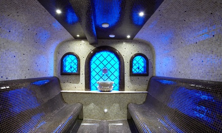 Hammam with Full-Body Mask