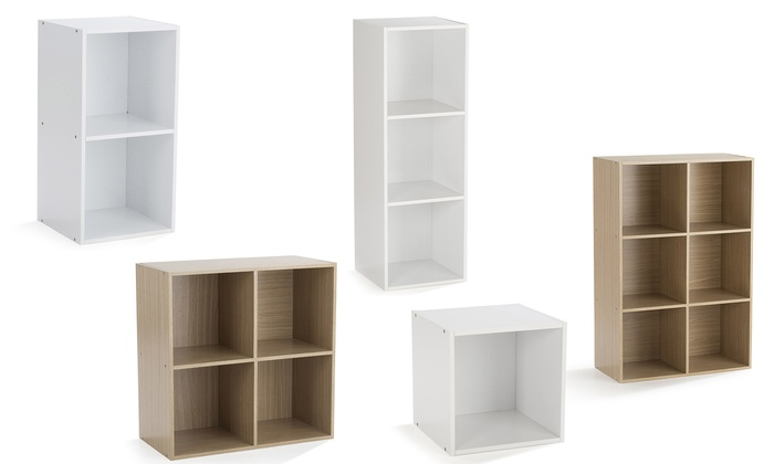cubes de rangement groupon shopping. Black Bedroom Furniture Sets. Home Design Ideas