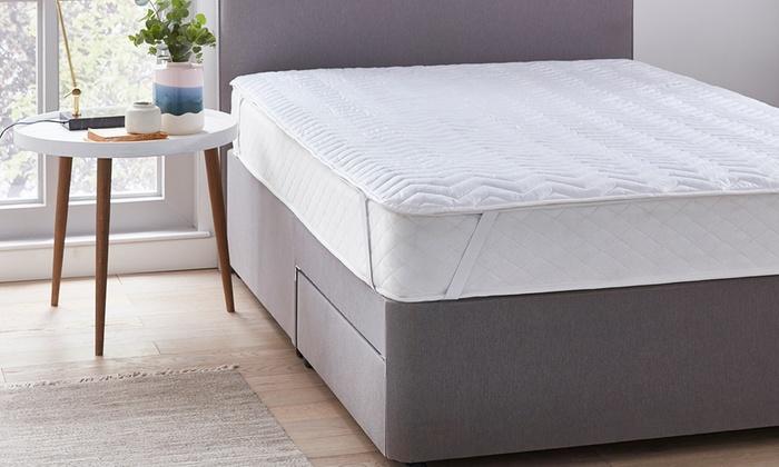 Deep Sleep Mattress Topper Groupon Goods