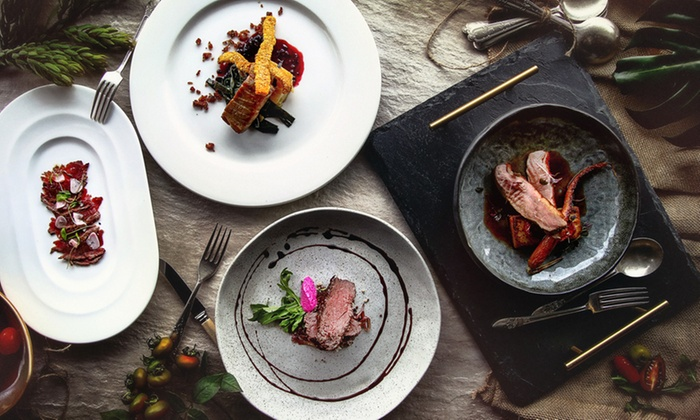 From $69 for a Multi-Course Degustation at Chef-Hatted Deer Duck Bistro Toowong (From $99 Value)