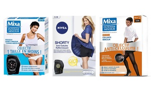 (Mode)  Mixa/Nivea collant legging shorty -45% réduction