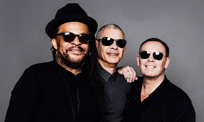 UB40 - New Jersey Performing Arts Center: UB40 and The English Beat on November 1 at 7:30 p.m.