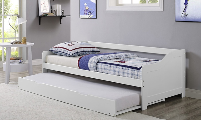maine wooden day bed