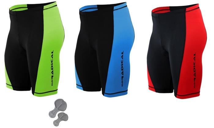 Pantaloncini Ciclista Rough Radical Groupon Goods