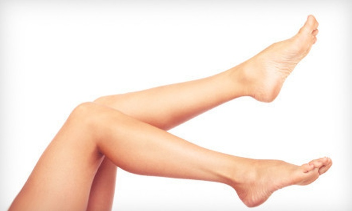 Laser Spa - Thompsonville: One or Two Spider-Vein Treatments at Laser Spa (Up to 77% Off)