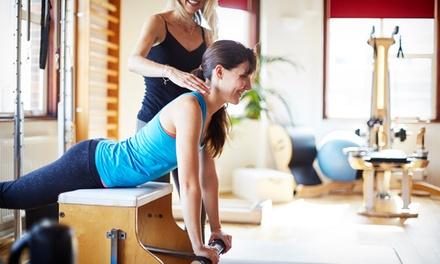 3 lezioni di Tai Chi Chuan o Pilates, Eur