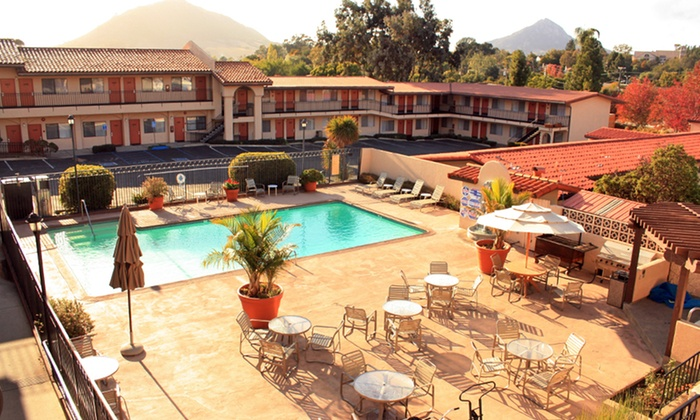 Sands Inn & Suites - San Luis Obispo, CA: Stay at Sands Inn & Suites in San Luis Obispo, CA, with Dates into September