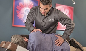 The Joint : $25 for a Chiropractic Consultation, Exam, and Two Adjustments at The Joint ($78 Value)