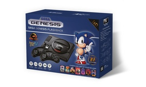 Sega Genesis Flashback Gold Console