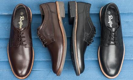 Chaussures Gibson Brogues pour hommes, 2 coloris et pointures au choix à 44.99€ (jusqu'à 75% de réduction)