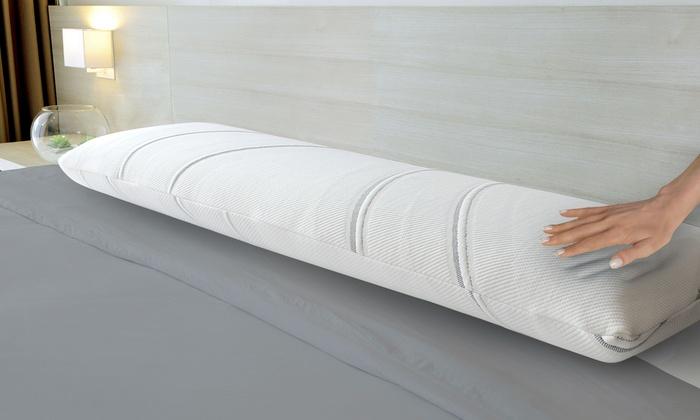 traversin goldea m moire forme groupon. Black Bedroom Furniture Sets. Home Design Ideas