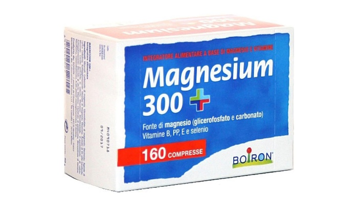 Boiron magnesio e vitamina B