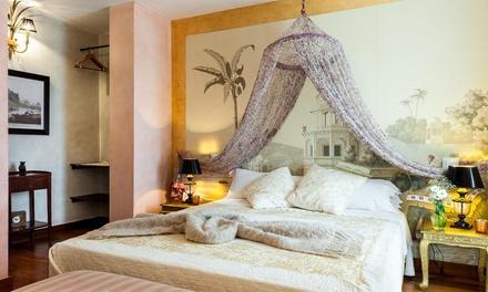 Burgos: habitación doble o suite junior para 2 con desayuno y cata de foie y cava en Hotel Boutique Valle de Oca