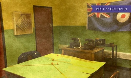 Escape Room for Up to Six People at Operation Escape (Up to 57% Off)