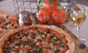 Tu Pizza: $10 for $18 Worth of Italian Cuisine at Tu Pizza