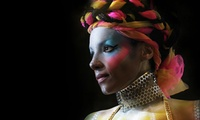 One or Two Regular or VIP Tickets to ChabsUK Body Painting Event, Saturday 17 September (Up to 50% Off)