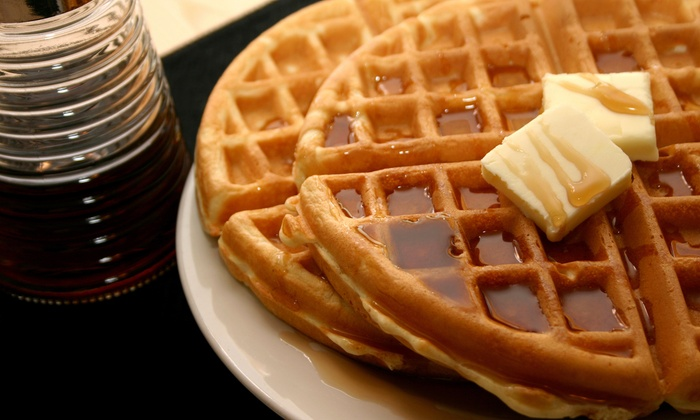 American Cuisine for Dinner or Breakfast at Larry's II Restaurant (Up to 50% Off). Six Options Available.