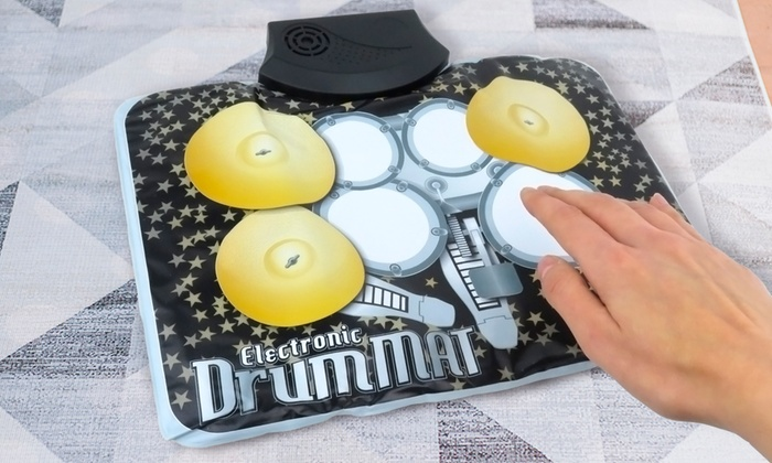 TitoloFino 3 Drum Mat Electronic