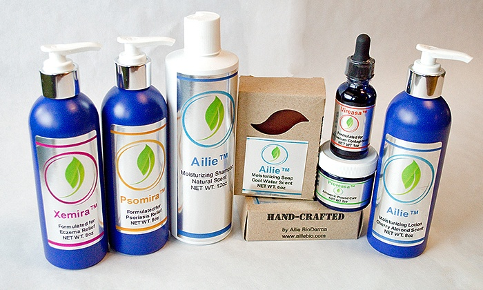 Ailie Skincare - Ailie Skincare: Skin Care Products at Ailie Skincare (50% Off). Two Options Available.
