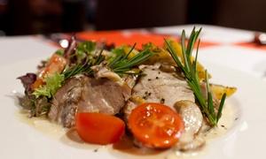 Restauracja Barka Batory: 3-daniowa kolacja dla 2 osób od 119,99 zł w Restauracji Barka Batory (do -42%)