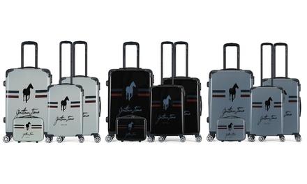 Set di 4 valigie Stuart-C Gentleman Farmer disponibile in 3 colori