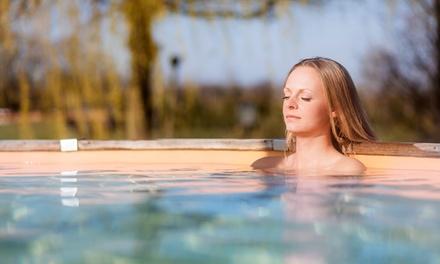 Zwaluwhoeve: dagje sauna, naar keuze met ontspannend ritueel in Hierden