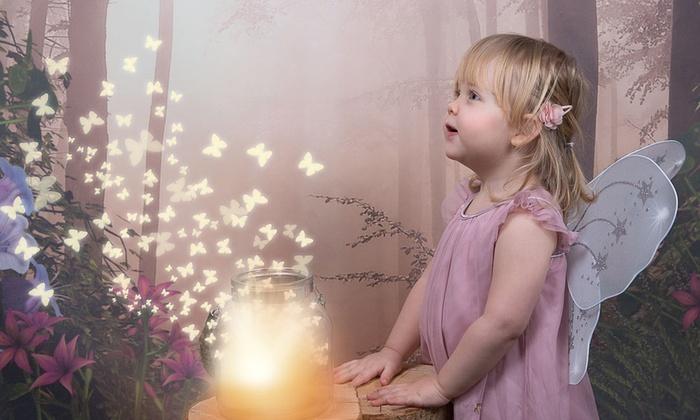 Photos4ever  - Southampton: Fairy or Superheroes Children Themed Photoshoot at Photos4ever