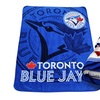 Officially Licensed MLB Toronto Blue Jays Fleece-Lined Throw