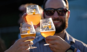 Laval Beer Festival: One or Two 3-Day Passports at the Laval Beer Festival from July 13 to 15, 2018 (Up to 48% Off)