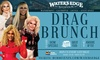 Drag Brunch at Water's Edge – Up to 34% Off