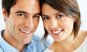 Zahnkosmetik Yvonne Karakus: Bleaching inkl. kosmetische Zahnreinigung für eine Person bei Zahnkosmetik Yvonne Karakus (62% sparen*)