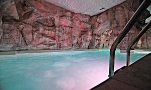 L'Isola del Benessere 123: Percorso Spa con massaggio al salone L'Isola del Benessere (sconto fino a 56%)