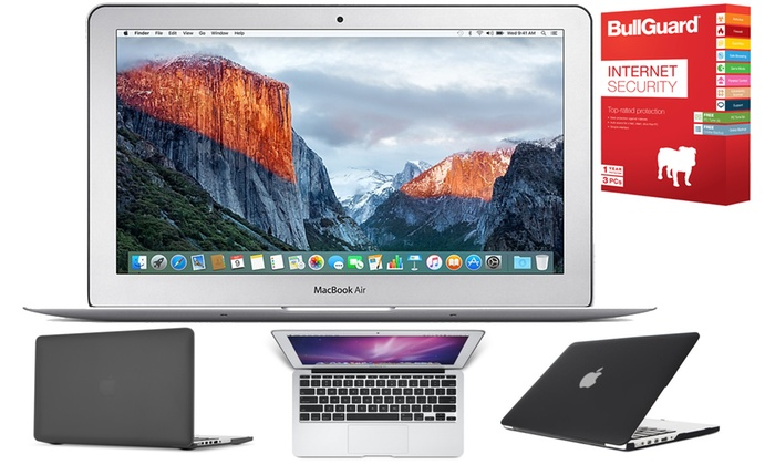 Computer Remarketing Services Ltd: Apple MacBook Air 11'' 128GB SSD Core i5 reconditionné, garanti 1 an, antivirus Bullguard en option, livraison offerte