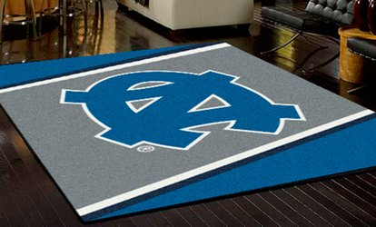 "image for 2'8""x3'10"" Sports Rug or 3'10""x5'4"" Sports Rug from My Sports Rug (Up to 51% Off)"