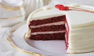 40% Off Gourmet Cakes, Baked Goods, And More at Carousel Cakes, plus 6.0% Cash Back from Ebates.