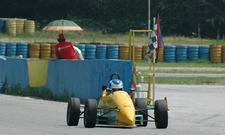 Giri su Formula Junior Monza