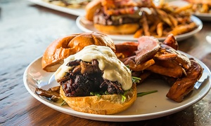 15 Walnut: $15 for $30 Worth of Casual Cuisine at 15 Walnut